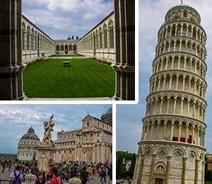 Photos of Pisa
