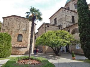 Neonian Baptistery in Ravenna