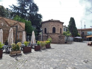 Arianska krstionica u Raveni