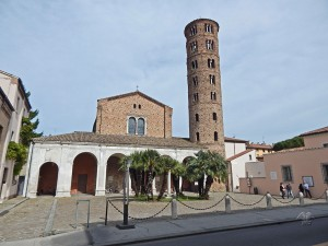 Basilica of Sant Apollinare Nuovo in Ravenna