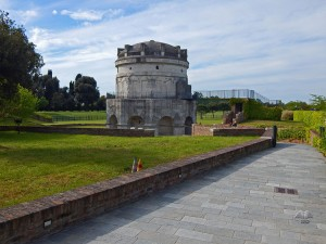 Mausoleum of Theoderic in Ravenna