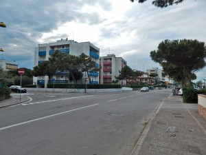 Lido Adriano town