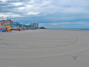 Lido Adriano beach next to Ravenna