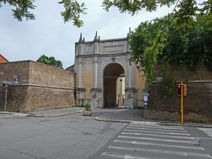 Adriana Gate in Ravenna