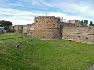 Brancaleone Fortress in Ravenna