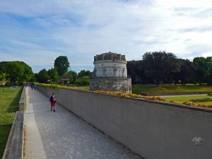 Mausoleum of Theoderic in Ravenna