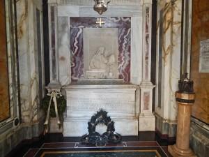 Dante Alighieri's Tomb in Ravenna