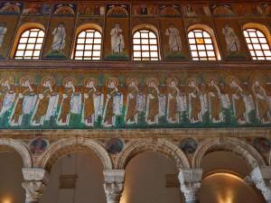 Bazilika Sant Apollineare Nuovo u Raveni