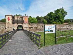 Tvrđava Brankaleone u Raveni