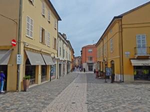 City of Ravenna in Italy