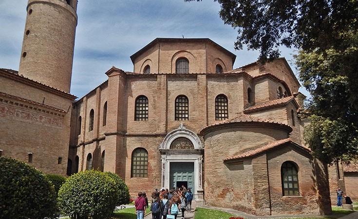 Basilica of San Vitale in Ravenna