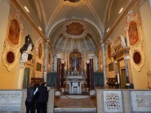 Altar nove bazilike Sant Apollinare u Raveni