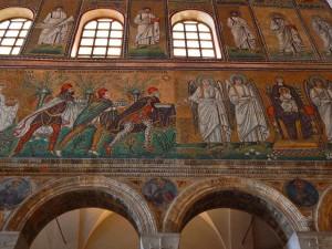 Prvo oslikavanje tri kralja iz biblije