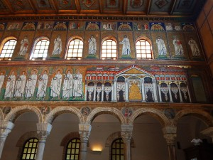 Breathtaking early Christian mosaics in Ravenna