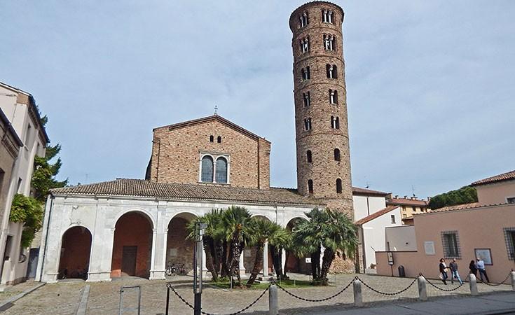 Basilica of Sant Apollinare Nuovo