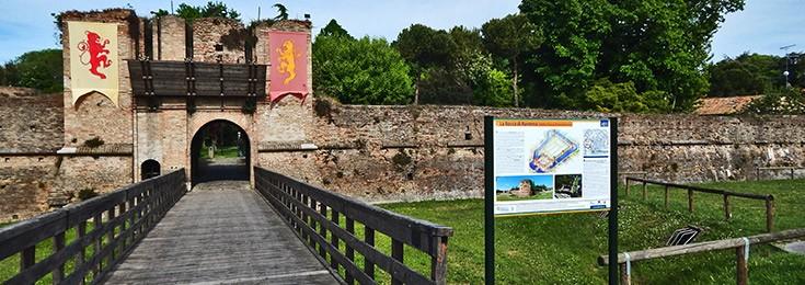 Brancaleone tvrđava u Raveni