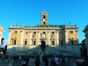 Kapitol trg u Rimu