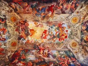 Palazzo Barberini art gallery