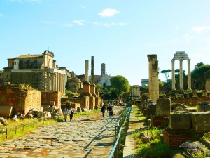 Rimski forumi