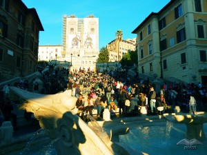 Španske stepenice u Rimu