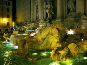 Fontana Trevi u Rimu