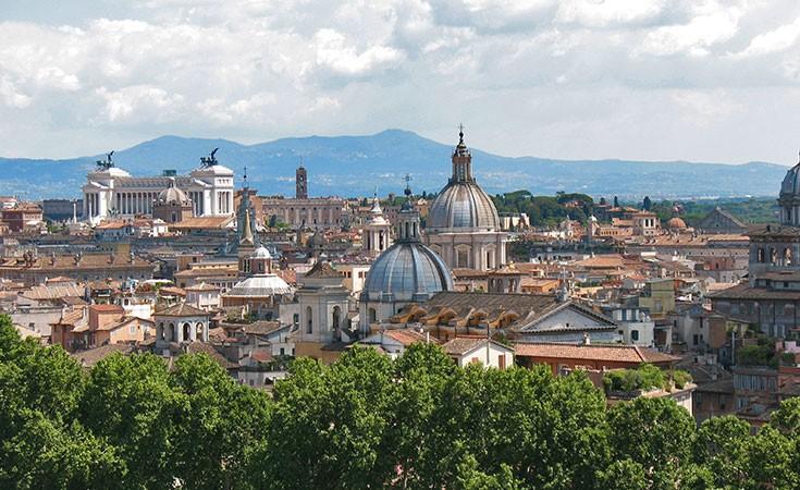 Turističke znamenitosti Rima