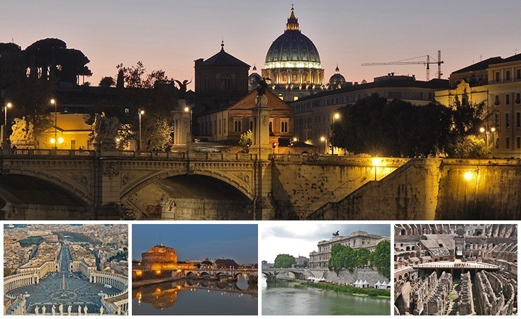 What to visit in Rome