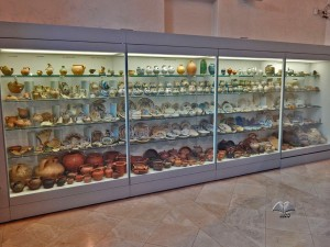 Collection of Balbi Crypt in Rome