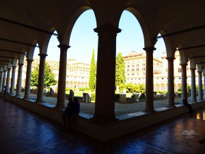 Baths of Diocletian Museum in Rome