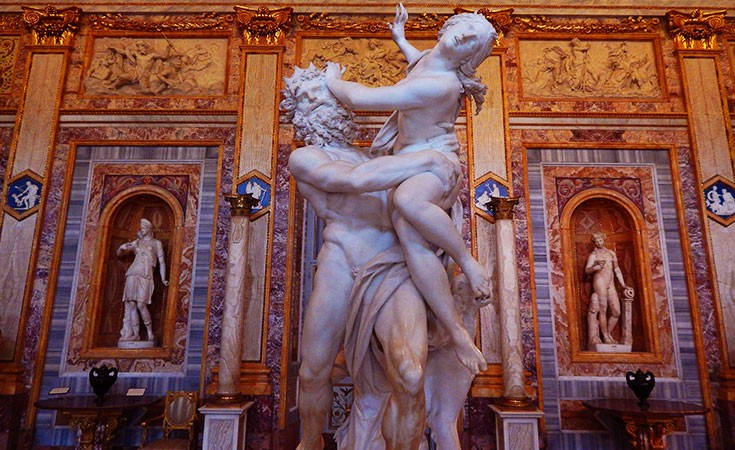 Galerija Borghese u Rimu