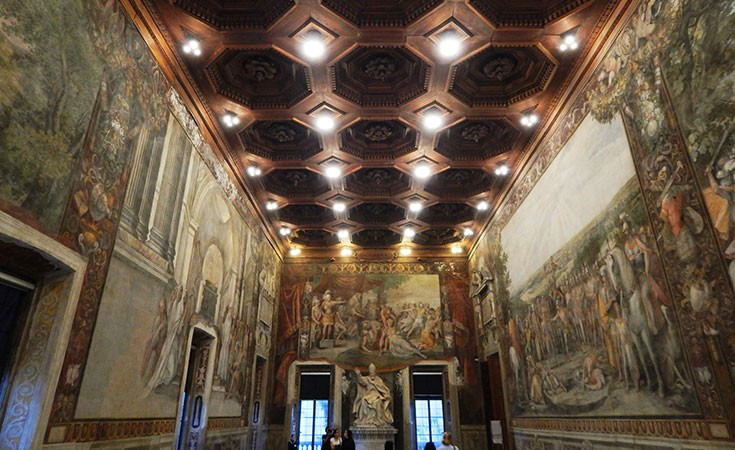 Capitoline Museums in Rome