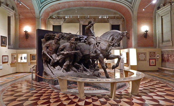 Museum of Italian Resurgence in Rome