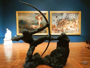 National Gallery of Modern Art in Rome