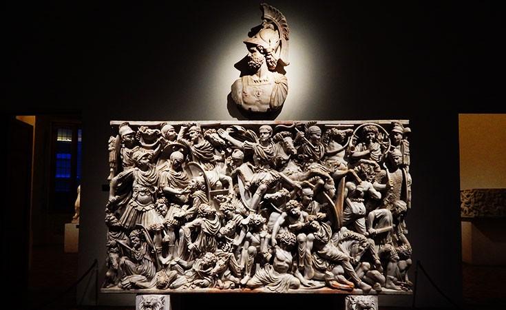 Nacionalni rimski muzej Palazzo Altemps