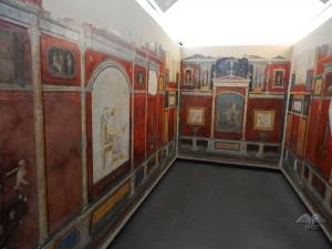 Trpezarija Livije, žene prvog rimskog imperatora Avgusta