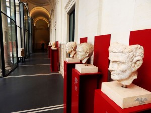 Kolekcija antičkih skulptura muzeja Palazzo Massimo u Rimu