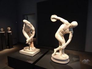 Kolekcija antičkih rimskih skulptura muzeja Palazzo Massimo u Rimu