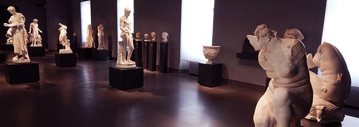 Palazzo Massimo Museum in Rome