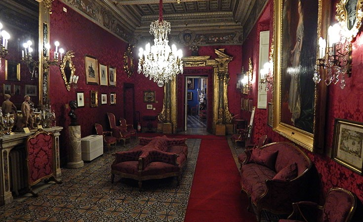 The Napoleon Museum in Rome