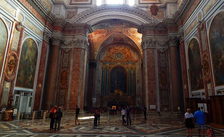 Bazilika Svete Marije anđela i mučenika