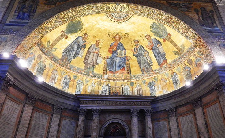 Basilica of Saint Paul in Rome