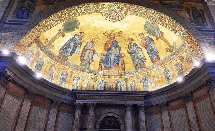 Bazilika Svetog Pavla u Rimu