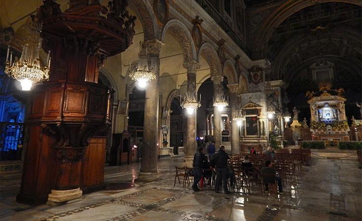 Crkva Svete Marije od nebeskog oltara