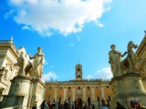 Capitol Hill in Rome