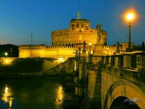 Castel Saint' Angelo in Rome