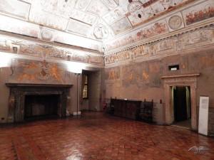 Papska rezidencija u zamku Sant Anđelo