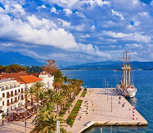 History of Tivat