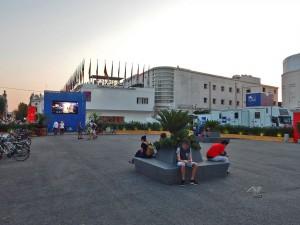 Film festival in Venice