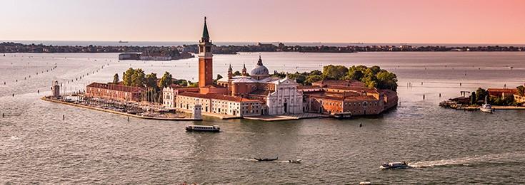 San Đorđo Mađore ostrvo u Veneciji
