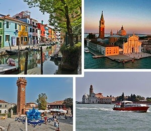 Islands in Venice
